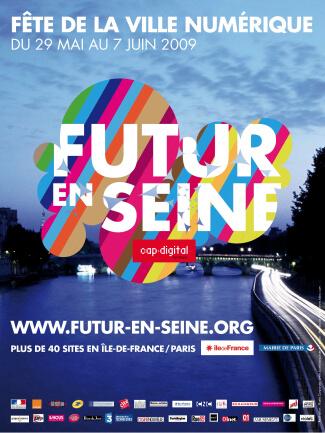 Affiche Futur.e.s 2009