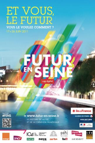 Affiche Futur.e.s 2011