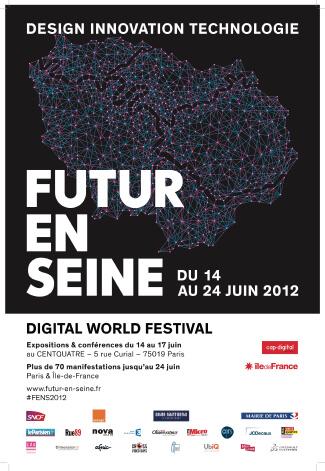 Affiche Futur.e.s 2012