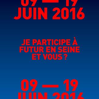 Affiche Futur.e.s 2016